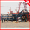 High Efficiency Yhzs35 Mobile Concrete Batching Plant