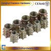 Zinc Alloy Cast Barbed Insert Nuts