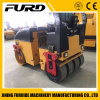Hydraulic Tyre 3 Ton Combined Road Roller for Sale