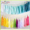Tissue Paper Garland for Party