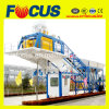 Portable Trailer Mobile Concrete Mixing Plant Yhzs50/60