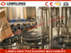 Aluminum Cap 3in1 Wishky Wine Bottling /Filling Machine