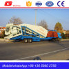 Popular Mobile Concrete Mixing Plant Machinery Price with Strong Frame