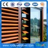 Aluminum Roll Down Shutter Window with Blinds