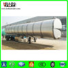 3 Axle 42000liters Aluminium Tanker for Transporting Edible Oil