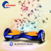 Bluetooth Music Self-Balancing Electric Skateboard with CE Aprroved