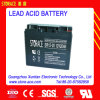 CE 12V Lead Acid Battery Rechargeable Battery