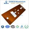 Aluminium Front Panel Profile for Electronics