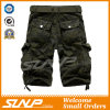 100% Cotton Camouflage Cargo Shorts