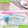 Easy-Catch Plastic Water Bottle with Handle