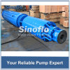 Flooded Capacity Submersible Dewatering Mine Pump