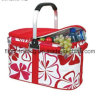 Folding Cooler Bag Picnic Basket Shopping Basket (DXS-054)