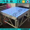 1.22mx1.22m LED Stage Digital Dance Floor Light