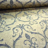 Printed Leather Imitation Suede Fabric for Home Decoration