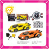 4CH Full Function with Light&Music Plastic Toys 1: 14 RC Car Toy