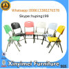 Outdoor Picnic Metal Folding Plastic Chair (XYM-T100)