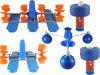 Fishpond Paddle Wheel Impeller Aerator (SC-1.5)