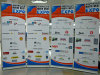 High Quality Roll up Banner, Advertising Banner