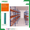 Euro Style Tear Drop Heavy Duty Warehouse Pallet Racks