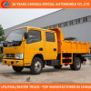4X2 Double Cab 3t 4t Dump Truck for Sale