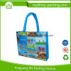 Advertisement Shopping PP Non Woven Lamination Promotional Bag