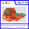 Magnetic Separator, Waterless Discharging Tailings Recycling Mining Machine