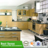 China Supplier High Quality Plywood Wooden Kitchen Cabinet