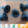 Wear Resistant Flexible Shock Absorb Rubber Feet End Cap for Pipe