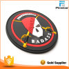 Cheap Price Custom Logo Round Morale Tactical Soft PVC Rubber Patch