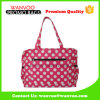Waterproof Cotton Baby Love Diaper Bag with DOT