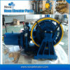 Elevator Geared Vvvf Traction Motor for Lift