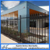 Chinese Supplier Wholesale 2.1m (H) *2.4m (L) Black Steel Fence