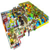 Kids Theme Park Soft Indoor Playground with Free Design