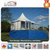 5X5m Outdoor Portable Elegant White Garden Tent for Exhibition