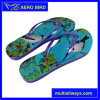 Hotest Digital Printing African Slippers for Women (BF15002-Purple)