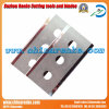Double Edge PP Film Industrial Carbon Steel Knife Blades