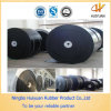Black Fabric Heavy Duty Rubber Belt (SGS Certified)