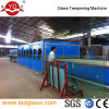 Ladglass Flat Tempered Building Glass Making Machine