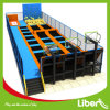 Trampoline Arena for Sales, Kids Indoor Trampoline Park