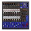 Durable Professional Audio Mixer 10 Channels Lu102