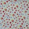 Oxford 600d High Density PVC/PU Flower Printing Polyester Fabric (KL-07)