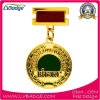 Special Soft Enamel Medal with Ribbon