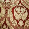 Wholesale Luxury Flower Design Jacquard Chenille Upholstery Sofa Curtain Fabric