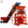 Semi-Automatic Both Solid and Hollow Block Making Machine Qt4-35 Manual Concrete Hollow Block Making Machine Line