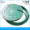 ODM B125 En124 SMC Round Composite Construction Manhole Cover