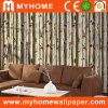 Decorative Tree Branch Wall Paper with Sunshine