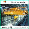 High Quality Double Beam Bridge Crane Lifting 40t