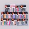 Girl Fashion Colorful Painted 6.5cm Metal Hair Bob Pins (JE1006)