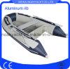Oxidized Single V Hull Aluminum Boat Size 240-270 (CE)