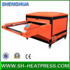 China Large Big Size Double Stations Sublimation Heat Press Transfer Machine